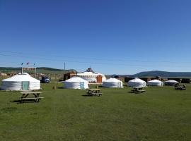 Mongol Ujin Tour Camp, Khyaktil