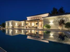 Villa La Curva, 拉加纳斯