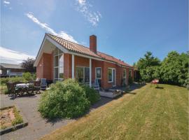 Three-Bedroom Holiday Home in Hurup Thy, Doverodde