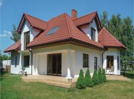 Three-Bedroom Holiday Home in Zawaly, Zawały