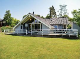 Holiday home Hybenvænget Skibby V, Brønde