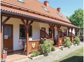 One-Bedroom Holiday Home in Kolczewo, Колчево