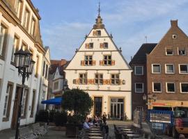 Ferienwohnungen Rheine Markt 12