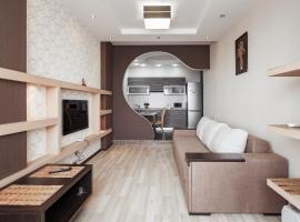 Apartment Srednefontanskaya 19a, Odessa