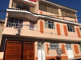 Rocky's Place, Huaraz