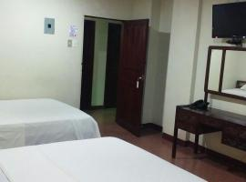 Hotel Los Andes, Guayaquil