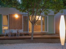 Aurora Camping and Mobile Homes, Paralia Pantaleimonos