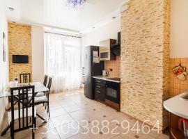 Apartment at Ispanskiy Pereulok, Odessa