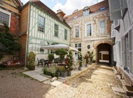 Hotel Saint Georges, Troyes
