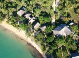 Sangany Lodge, Befotaka Bay