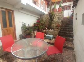 Miradorcito, Cuzco