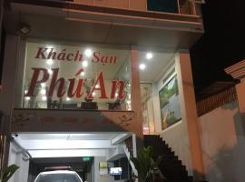 Khách sạn Phú An, Cà Mau