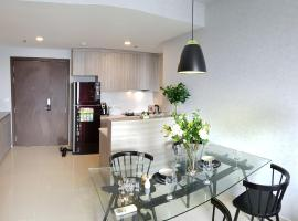 2BR City View River Gate Apartment, Ho Chi Minh