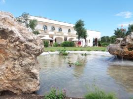 Masseria Montevergine, Otranto