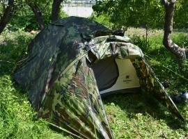 Sevan Tent City, Sevan