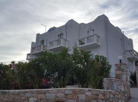 Irida Apartments, Mégas Yialós-Nítes