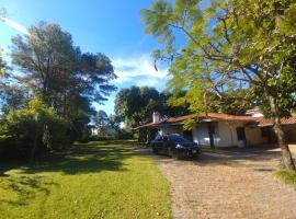 Villa Dálmata, Luque