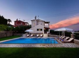 Premium Villa Jasmine with Private Pool, Dassia
