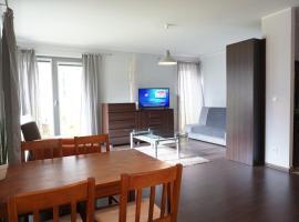 Home3city Sloneczne Studio, 索波特