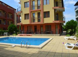 Bratanov Divela Apartment, Nesebar