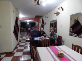 Hotel Internacional Cabanaconde, Cabanaconde