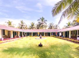 Beachside guest house in Colva, Goa, by GuestHouser 33207, Colva