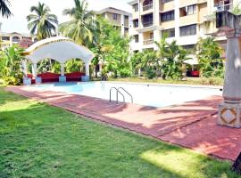 Villa with a pool in Colva, Goa, by GuestHouser 60836, Colva