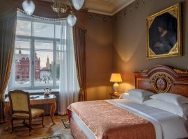National Hotel, Moskou