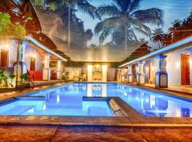 Villa for a group in Calangute, Goa, by GuestHouser 66086, Calangute