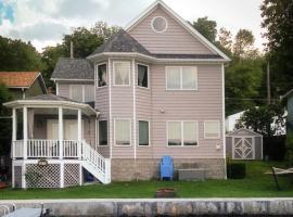 Three C's Hideaway Cottage, Conesus