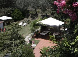 Casa Virgilio, Fosdinovo