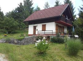 Holiday Home Tollazzi - Črni Vrh Nad Idrijo, Črni Vrh