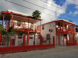 Canuck Cottages, Caye Caulker