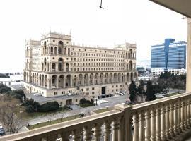 Uzeyir Hajibeyov 35 Avenue, Baku