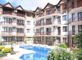 Byala Apartments in Templum Yovis, Byala