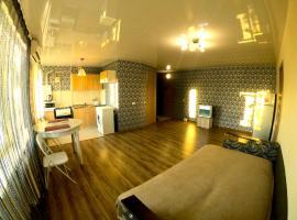 2 rooms apartment Kirova 121, Dnepropetrovsk