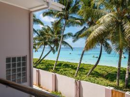 Shanaz Beachside Retreat, Anse Royale