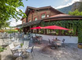 Gasthof Restaurant Waldcafé, Mayrhofen