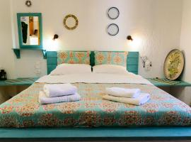 Spiros Rooms, Panormos Skopelos