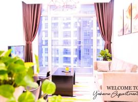 Luxury-Cozy Apartment in Vinhomes Center Park★NiceView, Ho Chi Minh