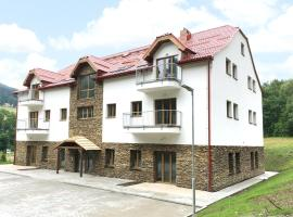 EFI ApartHotel Horní Lipová, Ober Lindewiese