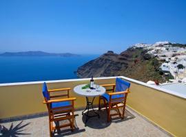 Hotel Mylos, Firostefani