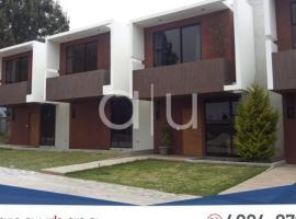 Habitación Familiar Quetzaltenango, Garibaldi