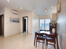 Amy's beach apartment with seaview in NhaTrang, Nha Trang