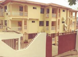 The Stafford Lodge, Freetown