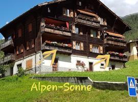 Alpen-Sonne, Sankt Niklaus