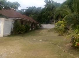 Jamaican paradise, Montego Bay