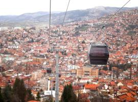 Zicara, Saraievo