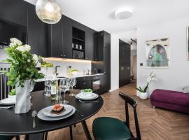 Moss Apartment, Krakau