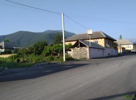 kakhguesthouse, Qax